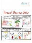 Annual Review Front Cover 2010